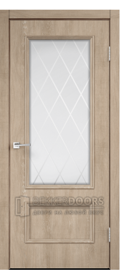 Дверь IMPERIA 2V Дуб Шале песок