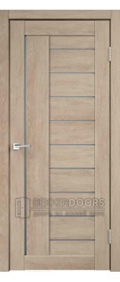 Дверь LINEA 3 Дуб Шале песок