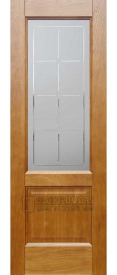 Дверь Бристоль ПО Дуб