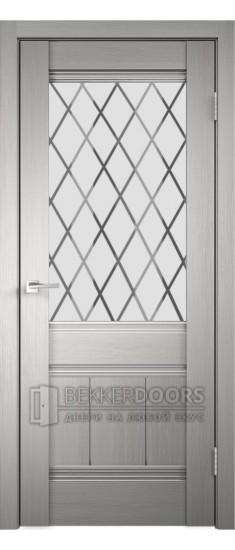 Дверь Темпо Классика ПО Белый