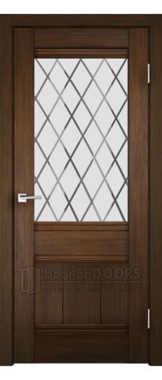 Дверь Темпо Классика ПО Шоко