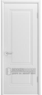 Дверь Аккорд ПГ Эмаль белая