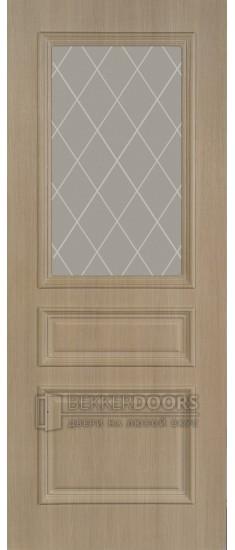 Дверь Римини ПО Капучино