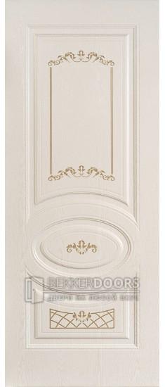 Дверь Ария ПГ Белый ясень