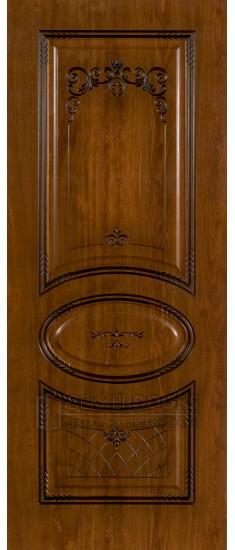 Дверь Марго ПГ Каштан голд