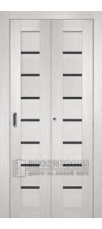 Дверь Темпо 11 Белый Складная
