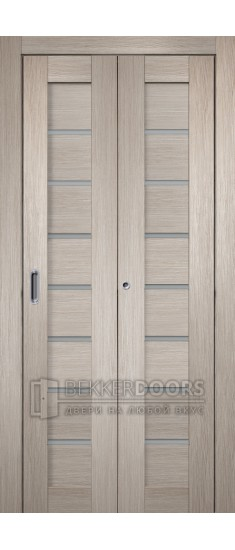 Дверь Темпо 11 капучино Складная
