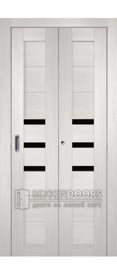 Дверь Темпо 15 Белый Складная