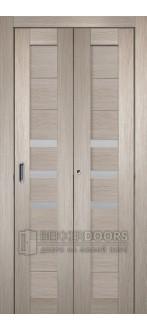 Дверь Темпо 15 капучино Складная