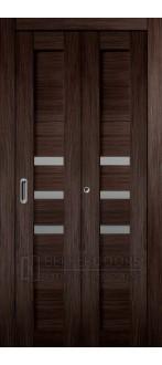Дверь Темпо 15 Венге Складная