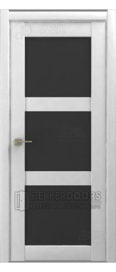Дверь ПО Гранд 8 Белое дерево