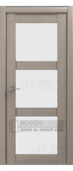 Дверь ПО Гранд 8 Ясень латте