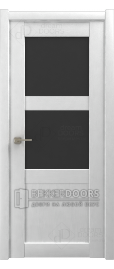Дверь ПО Гранд 9 Белое дерево