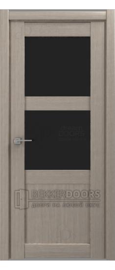 Дверь ПО Гранд 9 Ясень латте