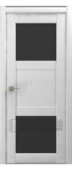 Дверь ПО Гранд 10 Белое дерево