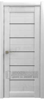 Дверь ПО Модум 6 Белое дерево