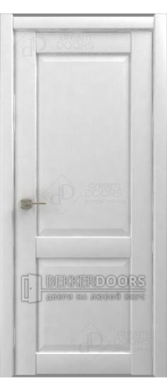 Дверь ПГ Прайм 1 Белое дерево
