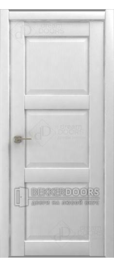 Дверь ПГ Прайм 7 Белое дерево