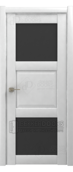 Дверь ПО Прайм 8 Белое дерево