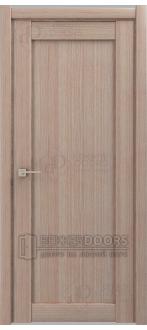 Дверь ПГ Эконом 1 Венге светлый