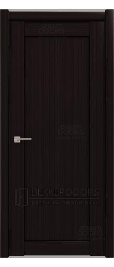 Дверь ПГ Эконом 1 Венге
