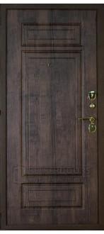 Дверь ДМ Брауни Дуб мореный (Внутренняя)