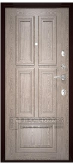 Дверь ДМ Монарх Ель карпатская (Внутренняя)
