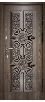 Дверь ДМ Олимпия Дуб мореный (Внешняя)