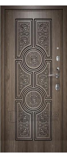 Дверь ДМ Олимпия Дуб мореный (Внутренняя)