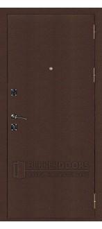 Дверь ДМ Стандарт Антик Медь (Внешняя)