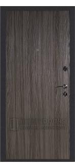 Дверь ДМ Стандарт Антик серебро/Гладкая Грей (Внутренняя)
