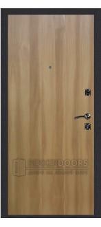 Дверь ДМ Стандарт Ультра/Гладкая Дуб Золотистый  (Внутренняя)