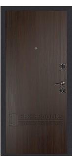 Дверь ДМ Стандарт Ультра/Гладкая Венге (Внутренняя)