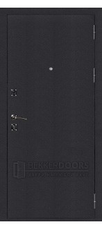 Дверь ДМ Стандарт Антик Серебро (Внешняя)