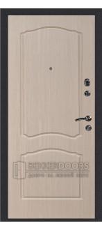 Дверь ДМ Колизей/Классика Беленый дуб (Внутренняя)