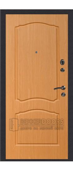Дверь ДМ Колизей/Классика Миланский орех (Внутренняя)