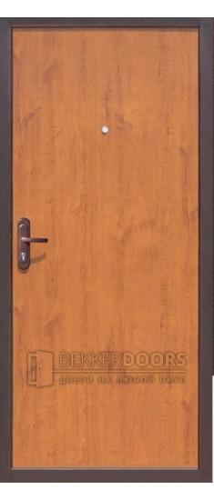 Дверь ДМ Стройгост 5 Молотковая эмаль/Дуб золотистый (Внутренняя)