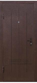 Дверь ДМ Стройгост 5 Молотковая эмаль (Внешняя)