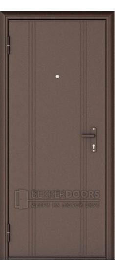 Дверь ДМ ДорХан 101 Антик медь