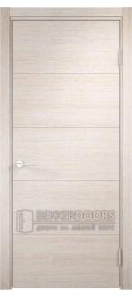 Дверь ПГ Турин 01 Дуб бежевый вералинга