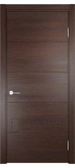 Дверь ПГ Турин 01 Дуб графит вералинга