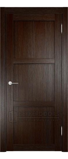 Дверь ПГ Баден 01 Дуб темный