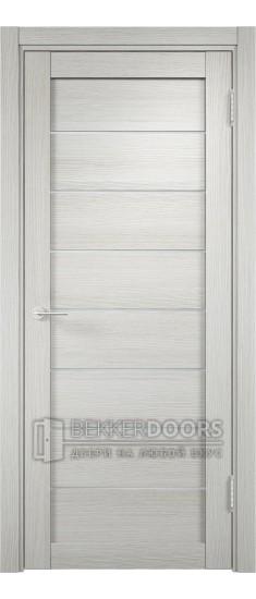 Дверь ПО Мюнхен 04 Слоновая кость Стекло Сатинато Люкс