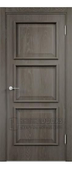 Дверь ПГ Барселона 3 Дуб антик