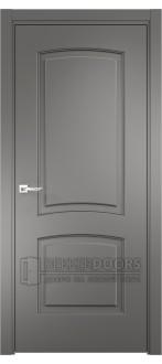 Дверь ПГ Оксфорд Софт графит