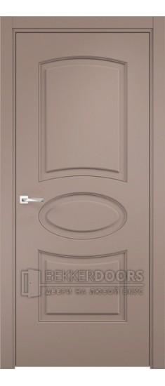 Дверь ПГ Оксфорд 4 Софт мокко