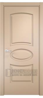Дверь ПГ Оксфорд 4 Софт панакота