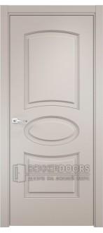 Дверь ПГ Оксфорд 4 Софт грей