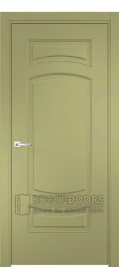 Дверь ПГ Оксфорд 5 Софт фисташка