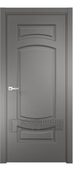 Дверь ПГ Оксфорд 5 Софт графит
